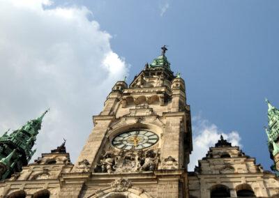 Liberecká radnice / Rathaus Liberec