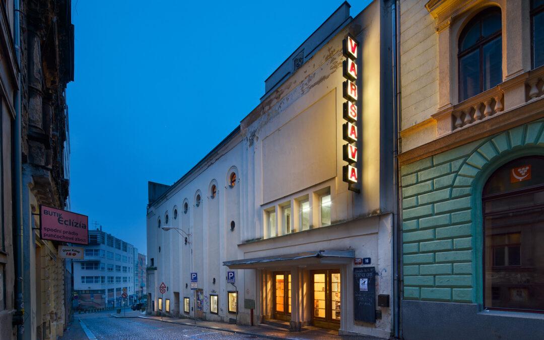 Kino Varšava / Kino Warschau