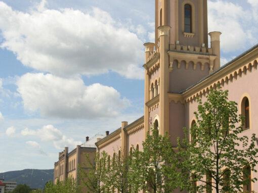 Dolní Kasárna / Untere Kaserne