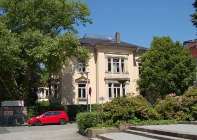 Hillersche Villa / Hillerova vila