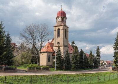 Kostel sv. Bonifáce / St. Bonifatius Kirche