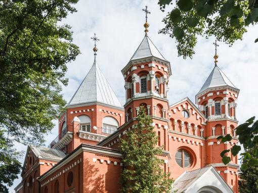 Kostel sv. Vincence / St. Vintentiuskirche