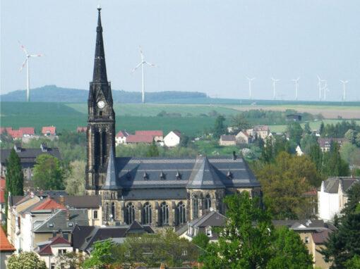 Kirche Mariä Heimsuchung / Kostel Navštívení Panny Marie