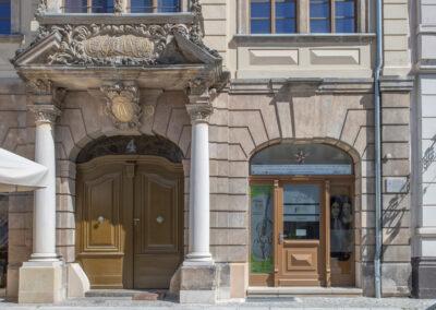Noacksches Haus / Noackův dům
