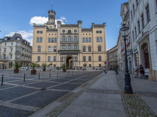 Rathaus / Radnice Zittau