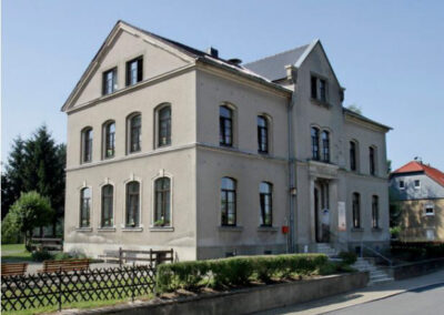 Schkola Hartau / Schkola v Hartavě