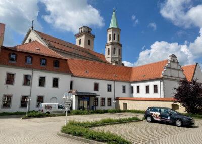 Altes Gymnasium / Staré gymnázium