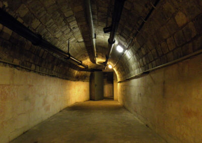 Liberecké podzemí / Luftschutzbunker